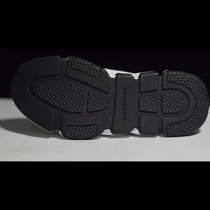 Shoes - Balenciaga Speed Trainers White